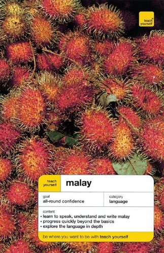 9780071468480: Teach Yourself Malay Complete Course (Book Only) (TY: Complete Courses)