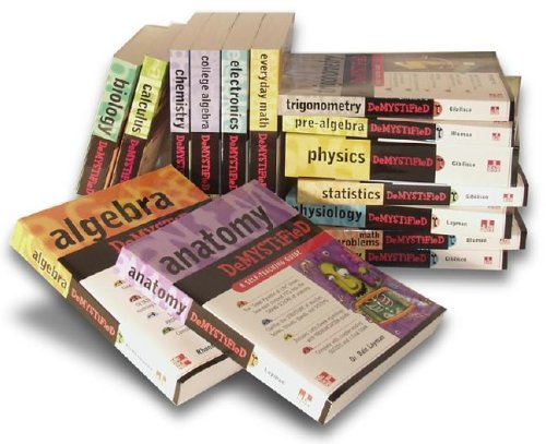 9780071468541: The Demystified Basic Library Collection from McGraw-Hill