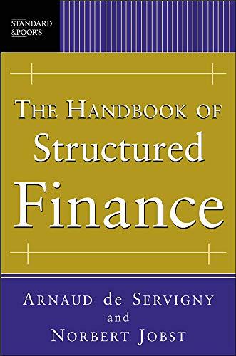 9780071468640: The Handbook of Structured Finance