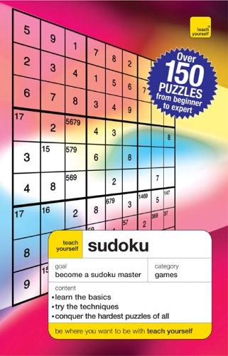 9780071468695: Teach Yourself Sudoku (Teach Yourself: Games/Hobbies/Sports)