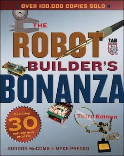 9780071468930: Robot Builder's Bonanza, Third Edition