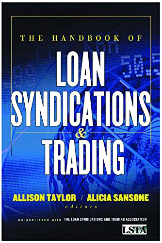 9780071468985: The Handbook of Loan Syndications and Trading