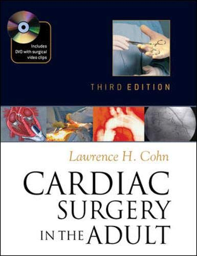 9780071469135: Cardiac Surgery in the Adult, Third Edition