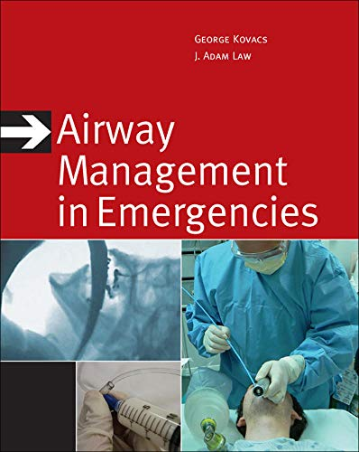 9780071470056: Airway Management in Emergencies (Red and White Emergency Medicine Series)