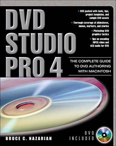 9780071470155: DVD Studio Pro 4: The Complete Guide to DVD Authoring with Macintosh (Electronics)