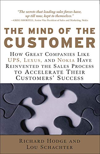 9780071470278: The Mind of the Customer: How the World's Leading Sales Forces Accelerate Their Customers' Success: How the World's Leading Sales Forces Accelerate Their Gustomers' Success