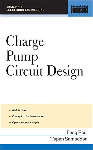 9780071470452: Charge Pump Circuit Design (McGraw-Hill Elctronic Engineering)