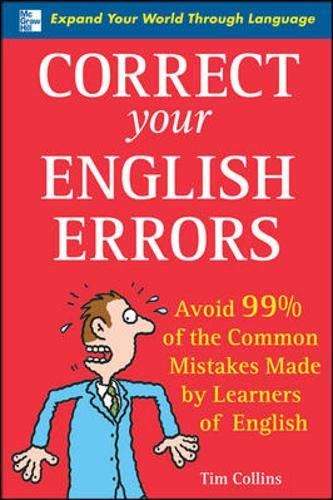 9780071470506: Correct Your English Errors