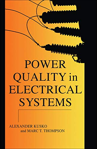 9780071470759: Power Quality in Electrical Systems