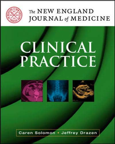 9780071471619: NEJM Clinical Practice