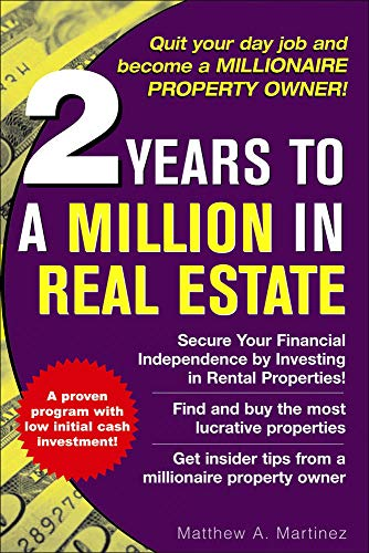 9780071471879: 2 Years to a Million in Real Estate