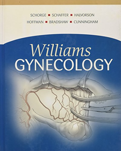 9780071472579: Williams Gynecology (Schorge,Williams Gynecology)