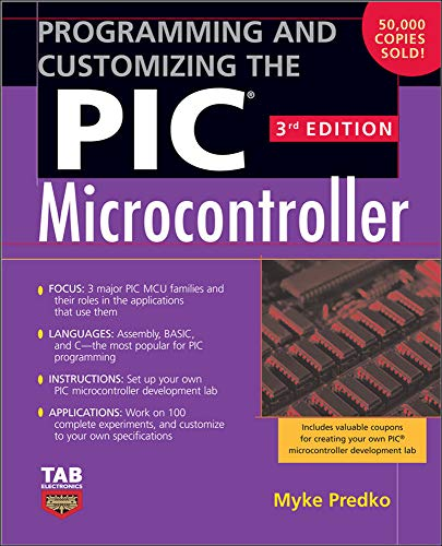 9780071472876: Programming and Customizing the PIC Microcontroller (Electronics)