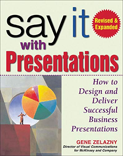 9780071472890: Say It with Presentations, Second Edition, Revised & Expanded: How to Design and Deliver Successful Business Presentations