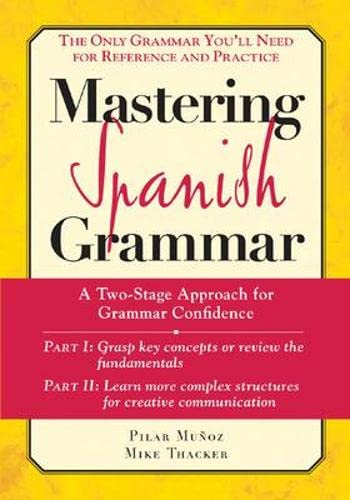 9780071473996: Mastering Spanish Grammer (McGraw-Hill Edition)