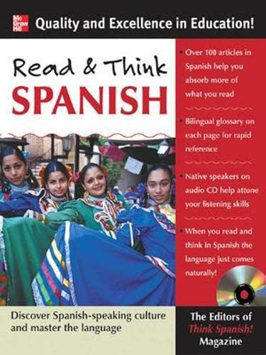 9780071474924: Read & Think Spanish