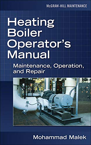9780071475228: Heating Boiler Operator's  Manual: Maintenance, Operation, and Repair