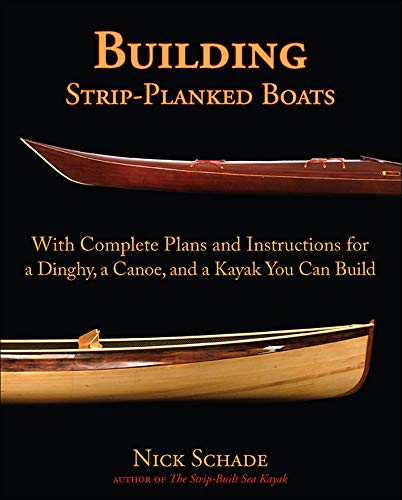 9780071475242: Building Strip-Planked Boats (International Marine-RMP)