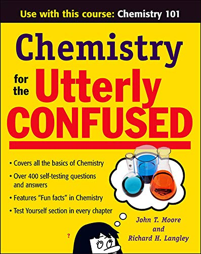9780071475297: Chemistry for the Utterly Confused (Utterly Confused Series)