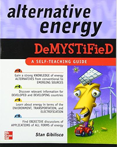 9780071475549: Alternative Energy Demystified