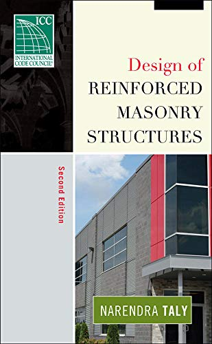 9780071475556: Design of Reinforced Masonry Structures