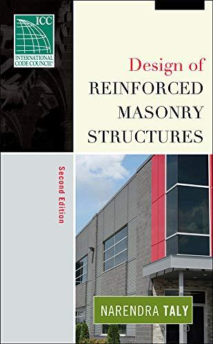 9780071475556: Design of Reinforced Masonry Structures (P/L Custom Scoring Survey)