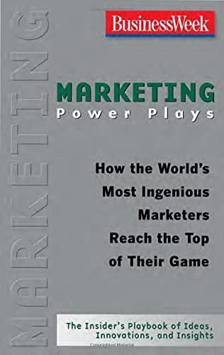 9780071475587: Marketing Power Plays