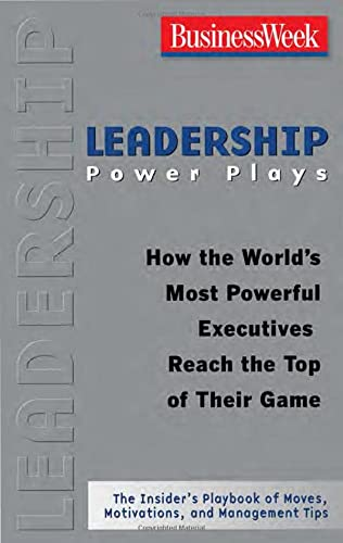 9780071475594: Leadership Power Plays