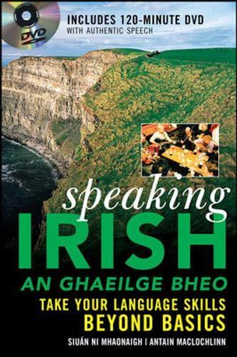 9780071475624: Speaking Irish (DVD Edition): Take your language skills beyond basics