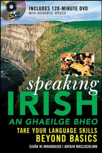 9780071475624: Speaking Irish (DVD Edition): Take your language skills beyond basics