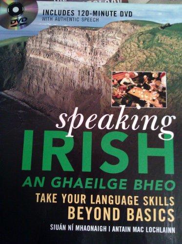 9780071475631: Talking Irish =: An Ghaeilge Bheo: Take Your Language Skills Beyond Basics