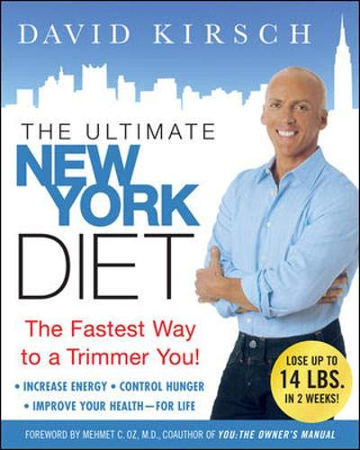 9780071475822: The Ultimate New York Diet