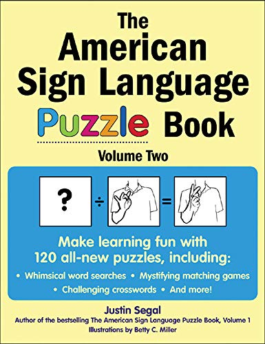 9780071475952: The American Sign Language Puzzle Book Volume 2