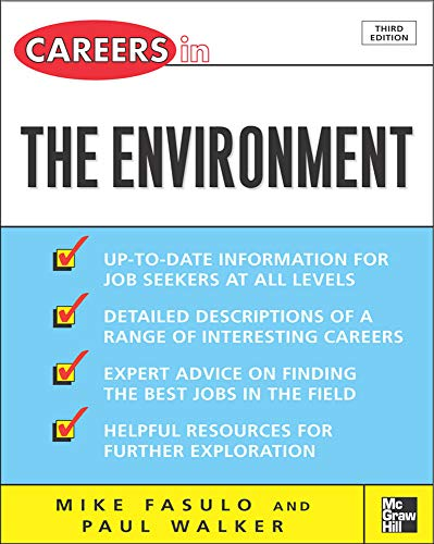 9780071476119: Careers in the Environment (Careers in... Series)