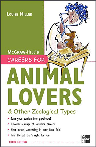 9780071476157: Careers for Animal Lovers (Careers For Series)