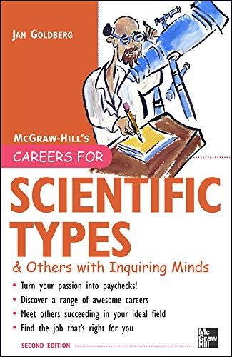 9780071476188: Careers for Scientific Types & Others with Inquiring Minds (Careers For Series)