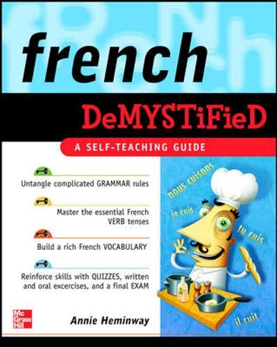 9780071476607: French Demystified: A Self - Teaching Guide
