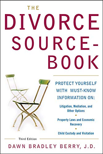 9780071476867: The Divorce Sourcebook: Protect Yourself with Must-Know Information