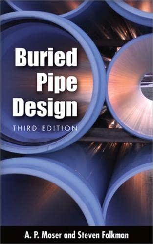 9780071476898: BURIED PIPE DESIGN 3/E