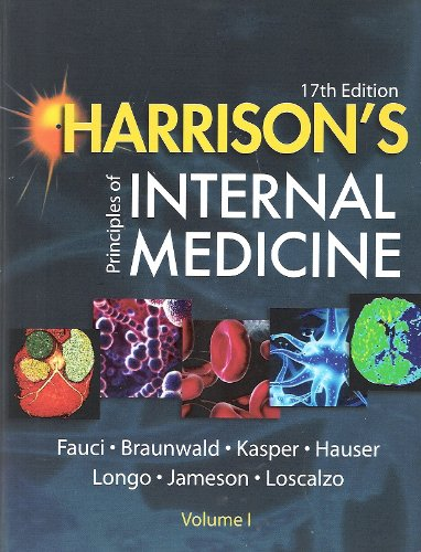 9780071476928: Harrison's Principles of Internal Medicine, Volume I