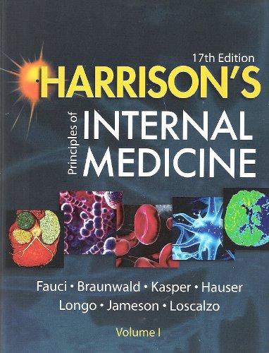 9780071476928: Harrison's Principles of Internal Medicine, Volume I