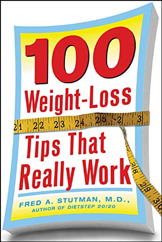 9780071477246: 100 Weight-Loss Tips that Really Work