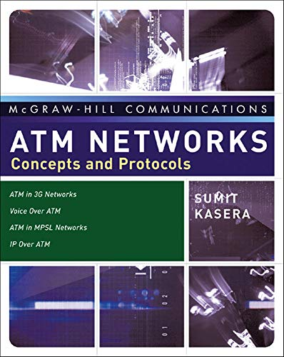 9780071477321: ATM Networks: Concepts and Protocols (McGraw-Hill Communications)