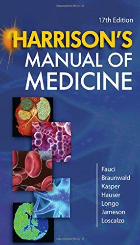 9780071477437: Harrison's Manual of Medicine, 17th Edition