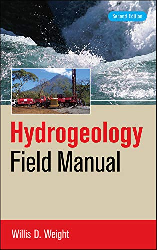 9780071477499: Hydrogeology Field Manual, 2e