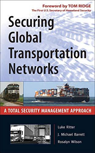 9780071477512: Securing Global Transportation Networks