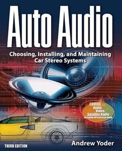 9780071477536: Auto Audio