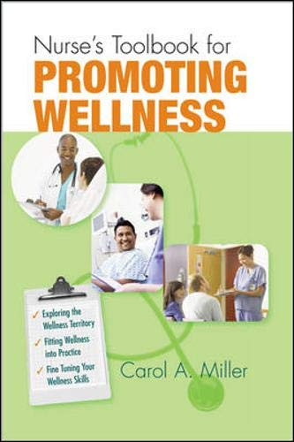 9780071477611: Nurse's Toolbook for Promoting Wellness