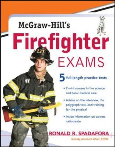 9780071477697: McGraw-Hill's Firefighter Exams