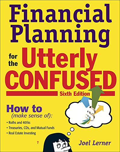 9780071477833: Financial Planning for the Utterly Confused